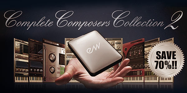 Review: Complete Composers Collection 2